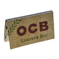 OCB Chanvre Bio 1 cahier