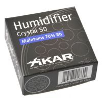 Humidificateur cave cigare Xikar Crystal 50