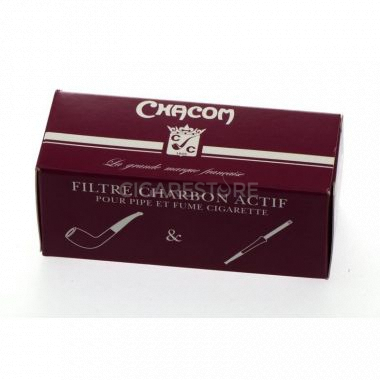 filtres pipes charbon actif 9mm