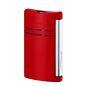 """Briquet gaz S.T. Dupont """"Maxi Jet"""" - Rouge"""