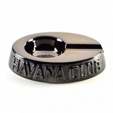 Cendrier Havana Club Egoista Brun Ambre P703BA