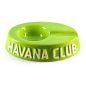 Cendrier Havana Club Egoista vert pomme P703VPO