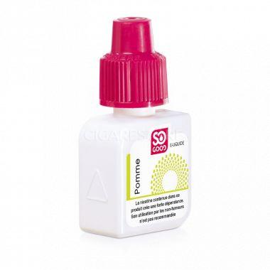 SoGood - E-Liquide Pomme en 10ml