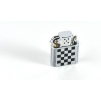 Briquet essence ZORRO DAMIER CS-0702110