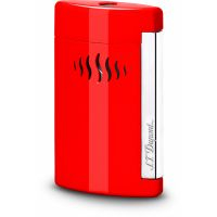 "Briquet gaz S.T. Dupont ""Mini Jet"" - Wild Red"