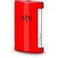 """Nouveau Briquet S.T. Dupont """"MINI JET"""" Wild Red - 010510"""
