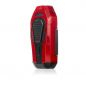 Briquet cigare triple flamme Colibri Boss III - Red Black