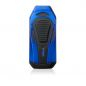 Briquet cigare triple flamme Colibri Boss III - Blue Black