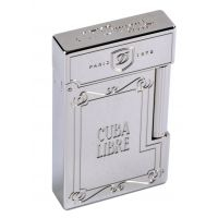 Briquet gaz S.T. Dupont Atelier Cuba Libre - Premium Collection