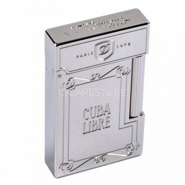 Briquet gaz S.T. Dupont Atelier Cuba Libre - Premium Collection