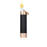 Briquet féminin Colibri Allure noir/rose - 111561