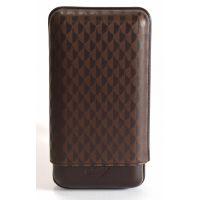 Davidoff Étui à cigares en cuir XL 3 cuir marron curing - 105586
