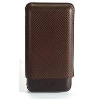 Davidoff Étui à cigares en cuir XL 3 cuir brown leaf - 105583
