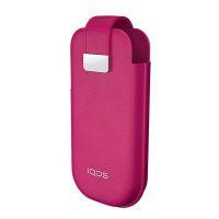 Pochette en cuir IQOS pink(rose) - 83409