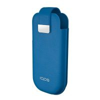 Pochette en cuir IQOS blue(bleue) - 83406