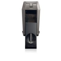 Briquet cigare triple flamme Colibri Quantum - Gun/Black