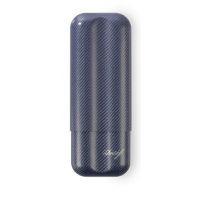 Etui Davidoff en fibre de carbone bleu - XL-2 109982