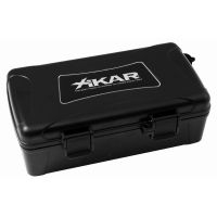 Cave cigares de voyage Xikar Cigar caddy : 10 cigares