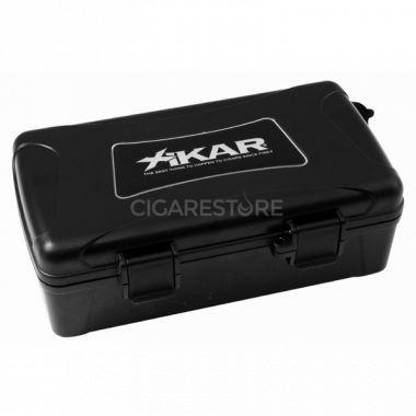 Cave cigares de voyage Xikar Cigar caddy : 10 cigares