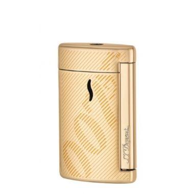 Briquet gaz S.T. Dupont MiniJet James Bond - Gold 007