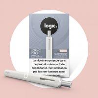 Cigarette électronique Logic.Pro Blanche