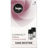 Pods Logic Compact cerise 0,6,12mg