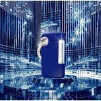 Briquet Hooked DISC-O Bleu marine   - 032003
