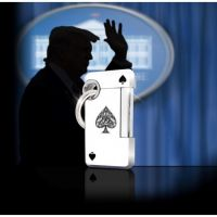 Briquet cigare Hooked Trump-o - Blanc
