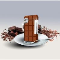Briquet cigare S.T. Dupont Hooked Choc-o