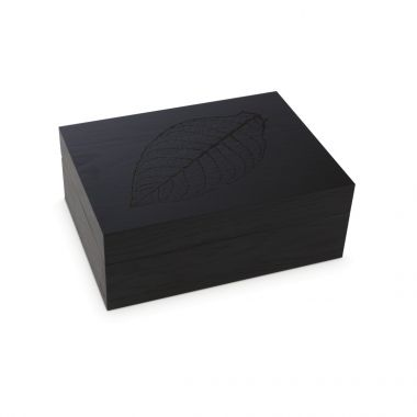 Cave cigares Zino Z60 chêne noir : 50/60 cigares