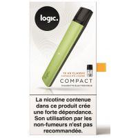 Kit Cigarette électronique Logic Compact vert