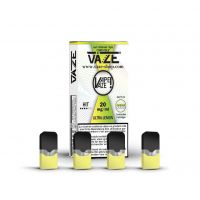 Ultra Lemon (pack de 4 pods) ! Hit en gorge : 4/6