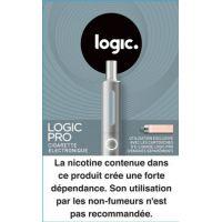 Cigarette électronique Logic.Pro Acier