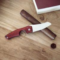 Couteaux coupe cigares Les fines lames - LE PETIT Padouk