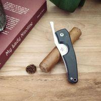 Couteaux coupe cigares Les fines lames - LE PETIT fibre de carbone