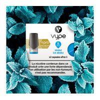 Capsules ePen 3 vPro Classique Ice vert