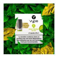 Pods SAVEUR EPEN 3 CERISE NOIRE(4 niveaux de nicotine)