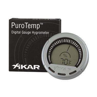 Hygromètres numériques Xikar Puro Temp